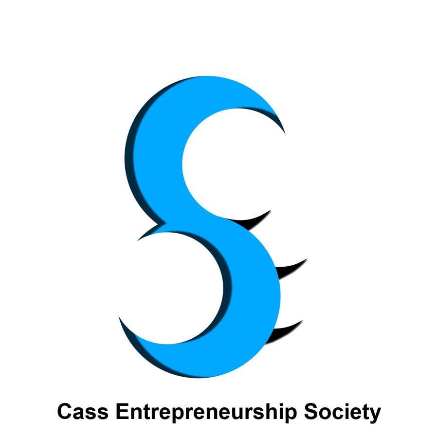 Kilpailutyö #4 kilpailussa Logo Design for Cass Entrepreneurship Society