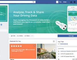 nº 15 pour Design a Facebook landing page par irfannaimismail