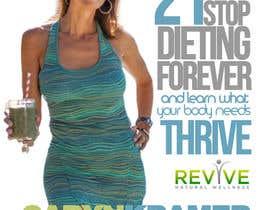 saliujerry tarafından Design a Front & Back Cover for a Nutrition Book için no 27