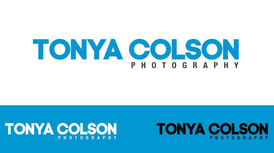 Konkurrenceindlæg #119 for Logo Design for Tonya Colson Photography
