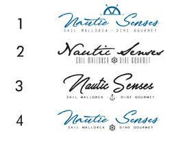 #18 for Nautic Senses - Diseño de Logotipo by LuisPrado79