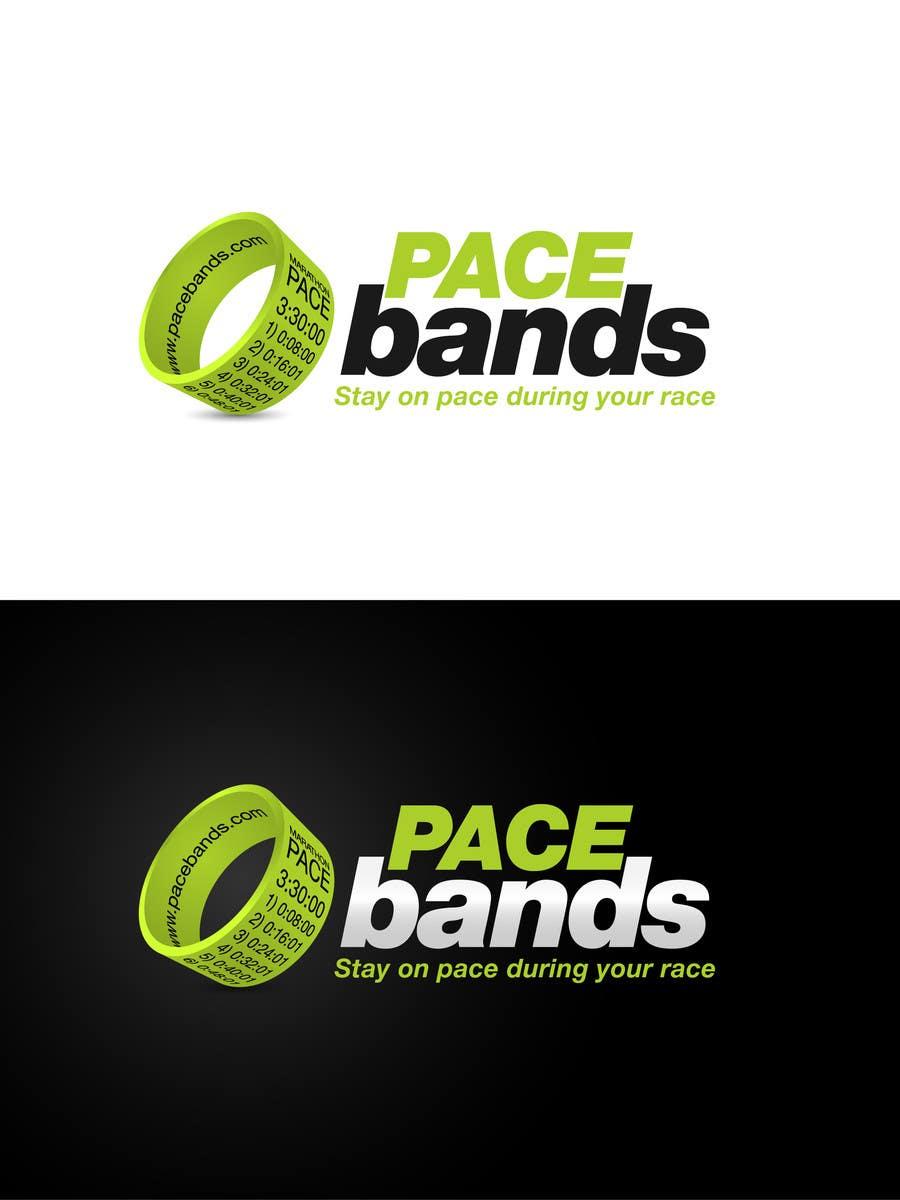 Contest Entry #38 for Logo Design for Pacebands