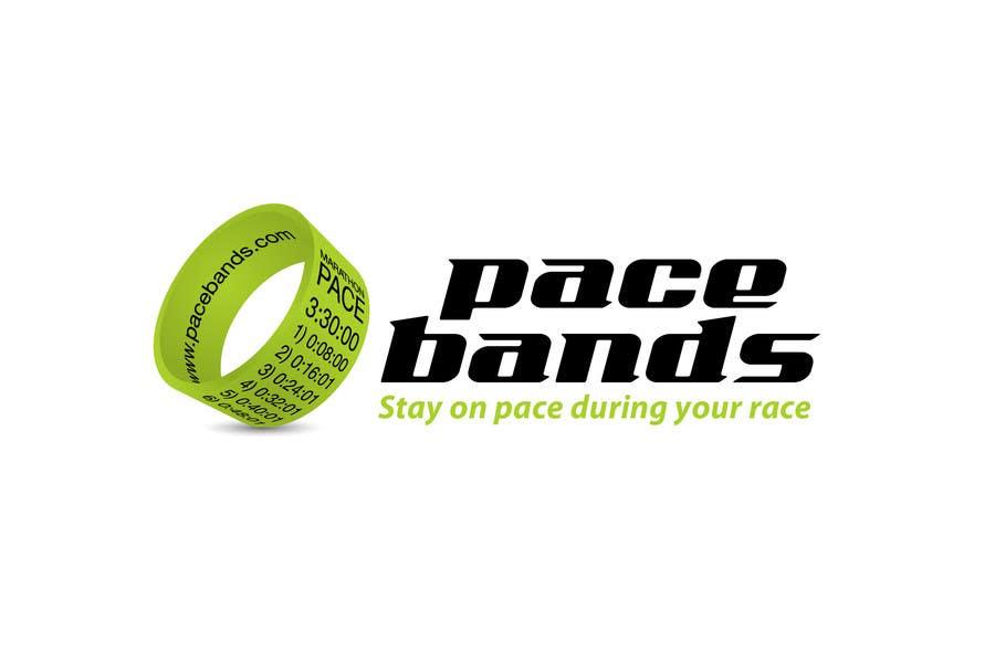 Konkurrenceindlæg #21 for Logo Design for Pacebands