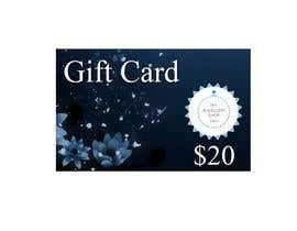 jojohf tarafından Design some Stationery for a gift card to used on a website için no 31