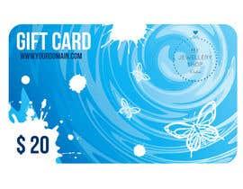 maryamshalmani tarafından Design some Stationery for a gift card to used on a website için no 32