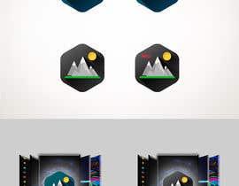#19 untuk Create an Wallpaper App icon oleh suyogapurwana