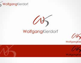 #72 for Logo Design for Personal Brand Logo: Wolfgang Kierdorf by Anamh