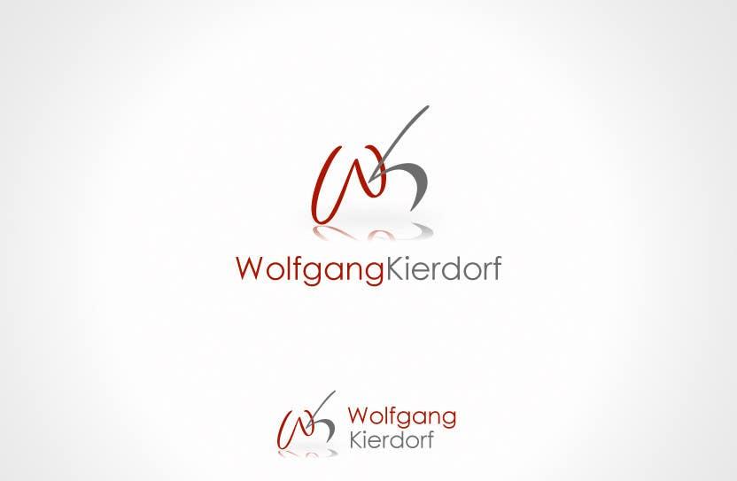 Kilpailutyö #119 kilpailussa Logo Design for Personal Brand Logo: Wolfgang Kierdorf