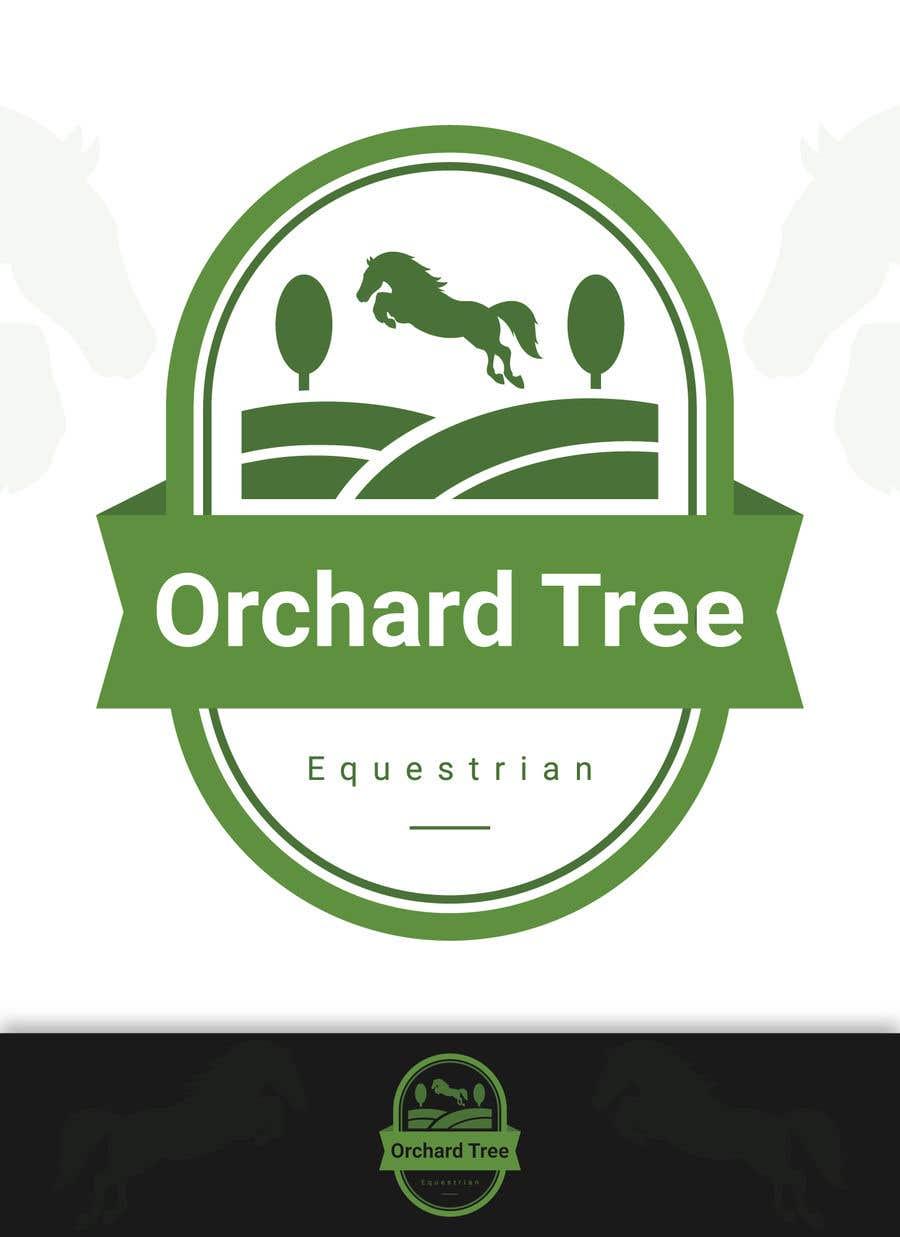 Kilpailutyö #22 kilpailussa Riding School Logo