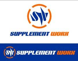 nº 242 pour Logo Design for Supplement Worx par arteq04