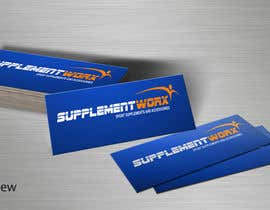 #235 untuk Logo Design for Supplement Worx oleh sarah07