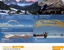 #7 for Design eines Website Layouts für Hotel by iramashlay