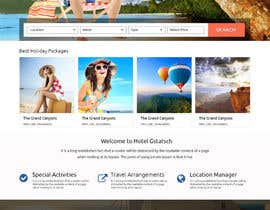 #1 for Design eines Website Layouts für Hotel by goutam08