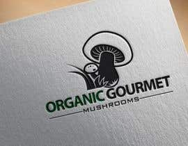 Chikoodesigner tarafından Need a business name and logo for an organic gourmet mushroom farm için no 33
