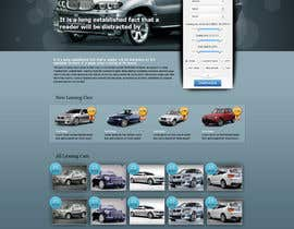 #67 para Website Design for Bavaria KBH (Car Leasing + Finansing website) por ANALYSTEYE