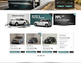 #68 untuk Website Design for Bavaria KBH (Car Leasing + Finansing website) oleh Bkreative