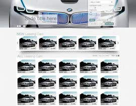 #48 untuk Website Design for Bavaria KBH (Car Leasing + Finansing website) oleh ro14Design