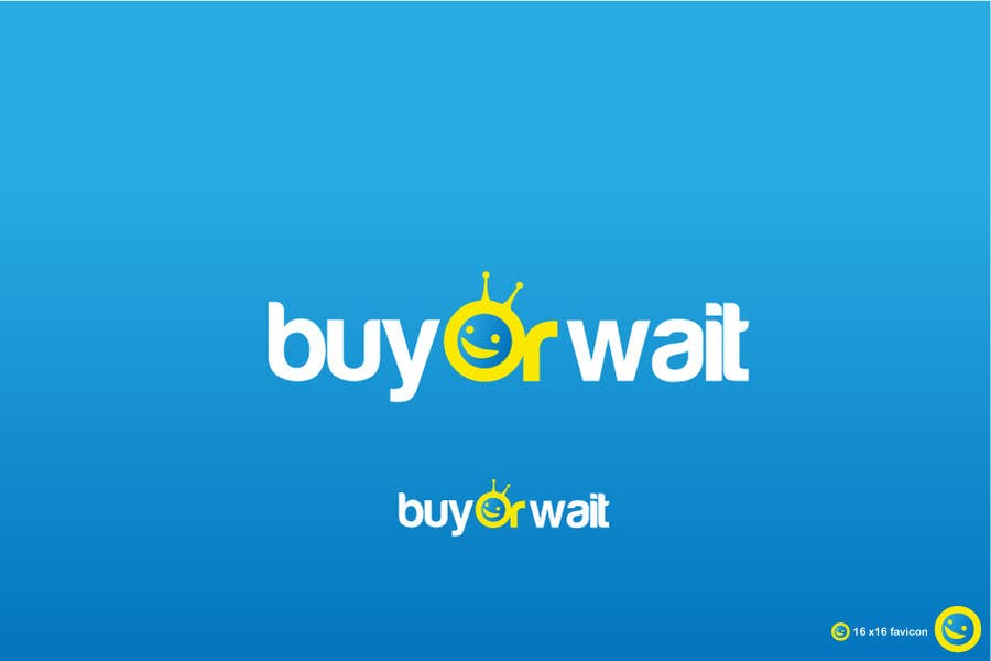 #1122 for Logo Design for BuyOrWait by jijimontchavara