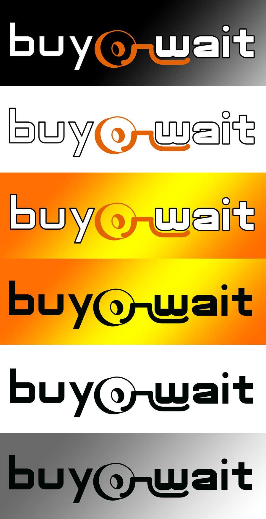 Конкурсная заявка №1436 для Logo Design for BuyOrWait