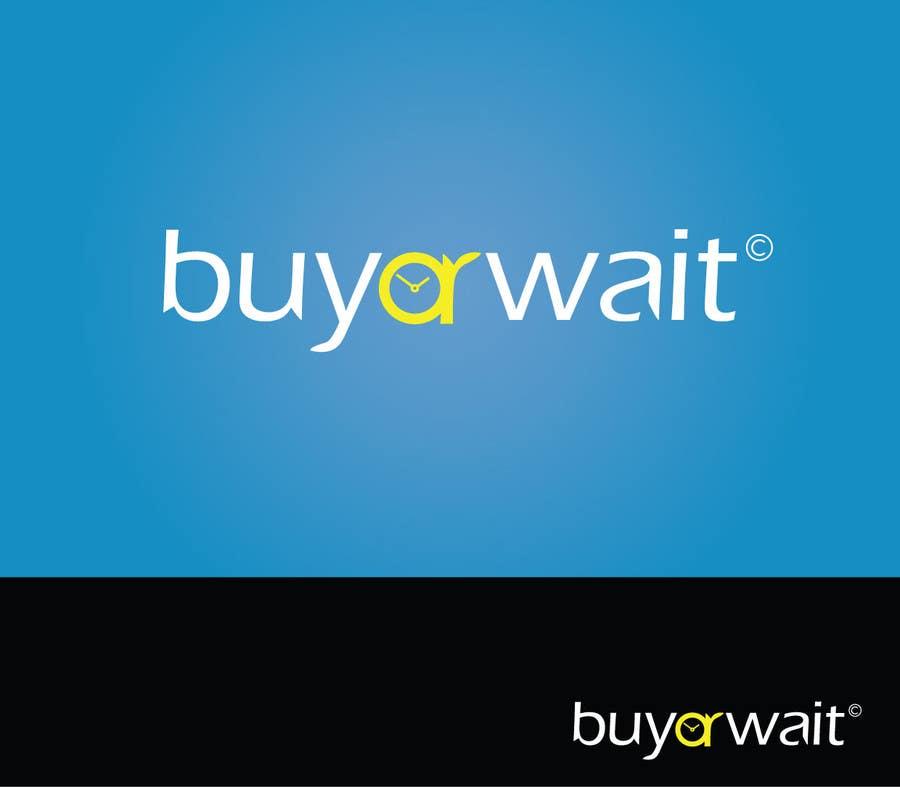 Конкурсная заявка №1437 для Logo Design for BuyOrWait