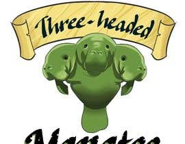 #21 pentru Logo Design for Three-headed Manatee de către artinearth