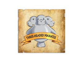 #19 pentru Logo Design for Three-headed Manatee de către benpics
