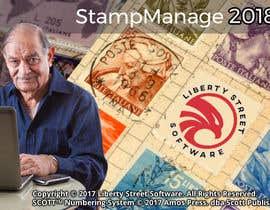 Nro 36 kilpailuun Splash Screen For Our Stamp Collecting Software käyttäjältä irisdesign