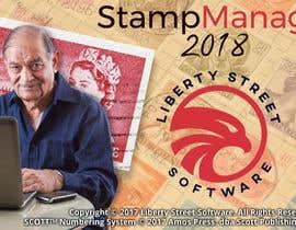 Nro 37 kilpailuun Splash Screen For Our Stamp Collecting Software käyttäjältä irisdesign