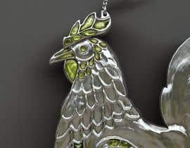 #10 dla Fine jewelry design for necklace/brooch przez Ayham4CG