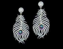 #3 dla Fine jewelry design for necklace/brooch przez mirgamaun