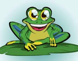 #47 para Help us create a FROG that will be our MAIN CHARACTER for new KIDS ipod app. por ranabir2012