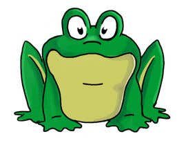 #30 para Help us create a FROG that will be our MAIN CHARACTER for new KIDS ipod app. por violeta1354
