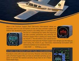 #46 cho Flyer Design for Electronics International bởi midget