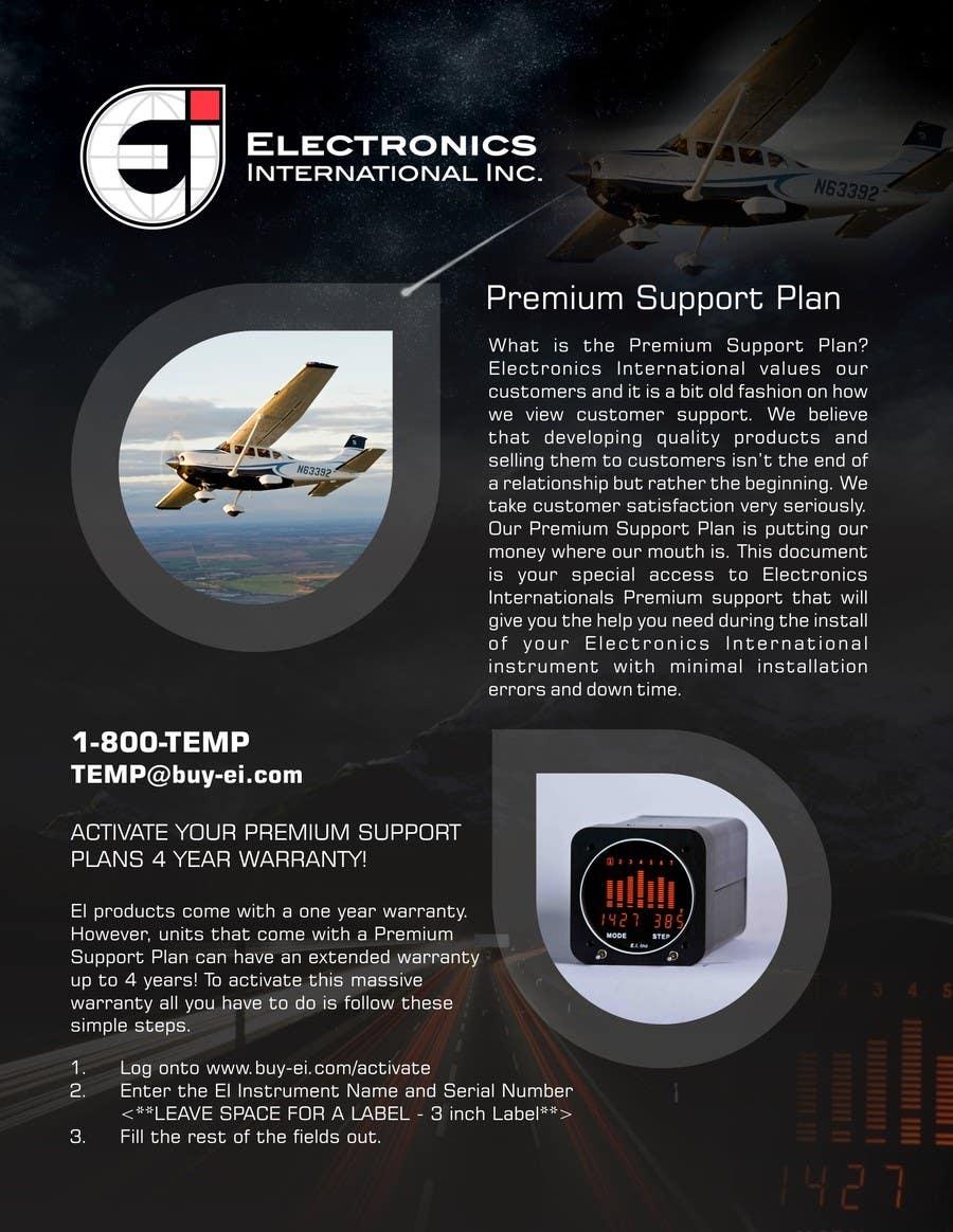Inscrição nº                                         36                                      do Concurso para                                         Flyer Design for Electronics International