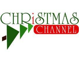 #21 untuk Design a Logo for The Christmas Channel oleh prbernal