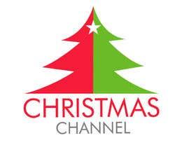 #13 untuk Design a Logo for The Christmas Channel oleh Fran15