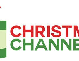 #17 untuk Design a Logo for The Christmas Channel oleh timothyjayflores