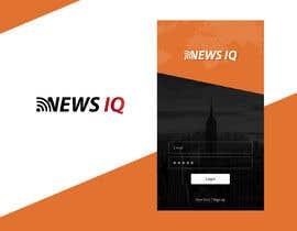 Nro 8 kilpailuun Design logo and splash/loading screen for News App käyttäjältä solankisaikat