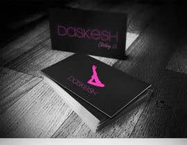 #79 untuk Logo Design for Daskesh Clothing company, specifically for gloves/mittens oleh alizap