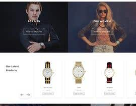 #3 for Hire a Website Designer for a watchmaker by Putraridho
