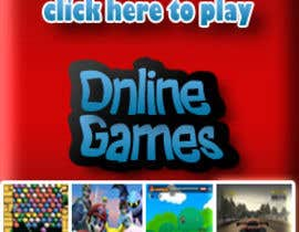 #16 for 250x250 Design To Reflect Online Gaming Section of Website by alphakings