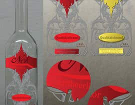 #156 untuk Graphic Design- Label for fruit liqueur. oleh GraphicsStudio