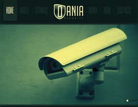 nº 125 pour Logo Design for Dania Security par oscarhawkins