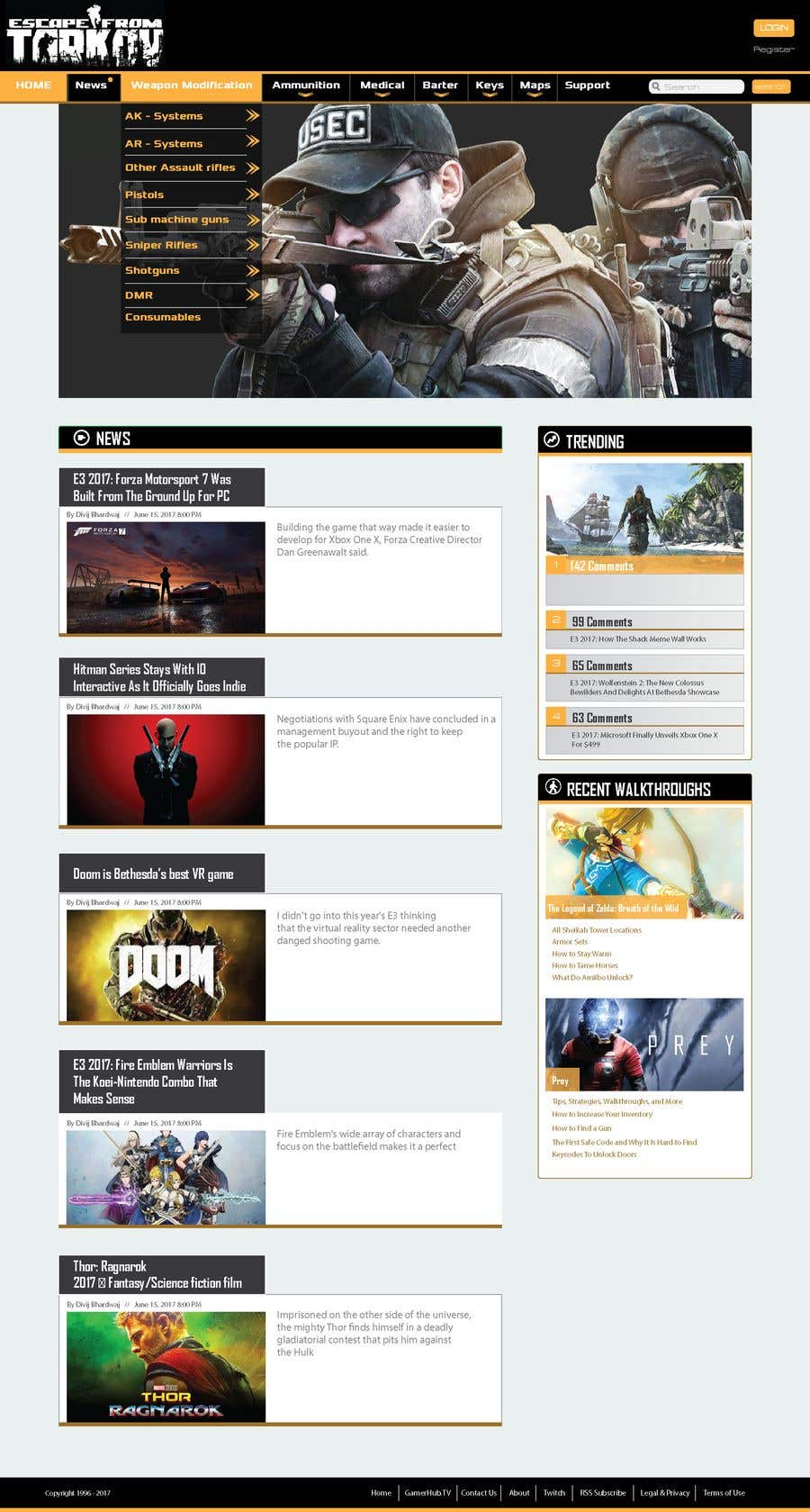 Entry 25 By Divijbhardwaj For Web Designer Needed To Create Website