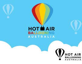 nº 131 pour Logo Design for Hot Air Ballooning Australia par benpics