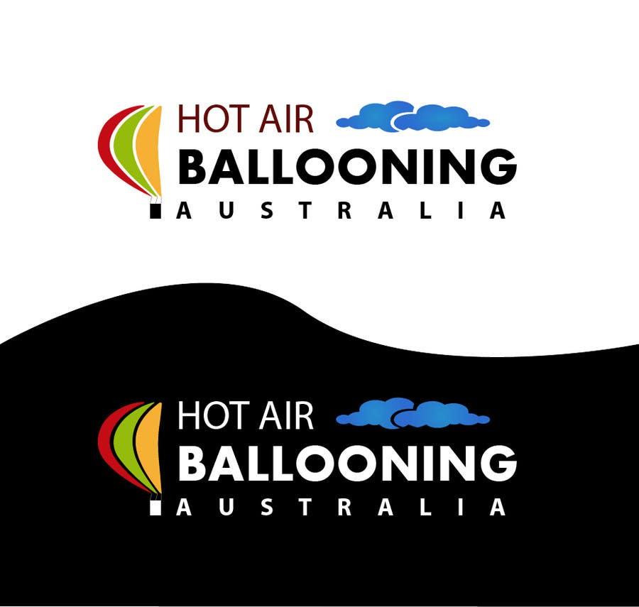 Inscrição nº                                         130                                      do Concurso para                                         Logo Design for Hot Air Ballooning Australia