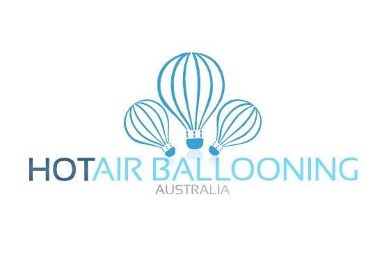 Penyertaan Peraduan #                                        5                                      untuk                                         Logo Design for Hot Air Ballooning Australia