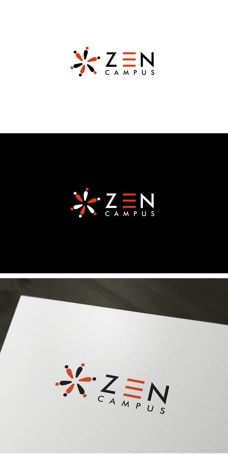 #103 for Logo Design for The Zen Campus by gfxbucket