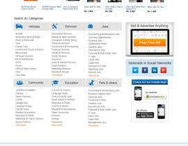 #14 untuk Classified ads website oleh ZWebcreater