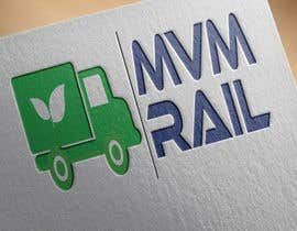 #84 for Design a Logo for MVM Rail by mahmoud0khaled
